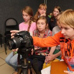 аниматор Снимаем кино на выпускной