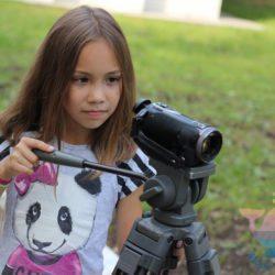 аниматор Снимаем кино в детский сад