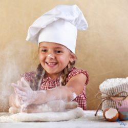 мастер-класс кулинарный для детей