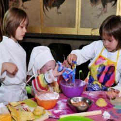 мастер-класс кулинарный на юбилей