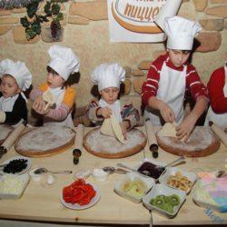 мастер-класс кулинарный на свадьбу