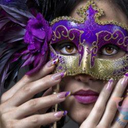 мастер-класс Карнавальные маски для детей