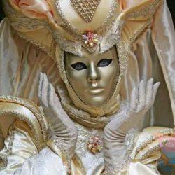 мастер-класс Карнавальные маски на юбилей