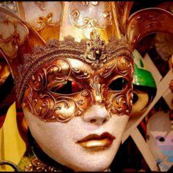 мастер-класс Карнавальные маски на свадьбу