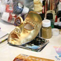 мастер-класс Карнавальные маски на детский праздник