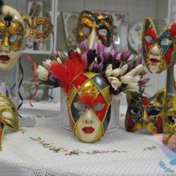 мастер-класс Карнавальные маски в Москве
