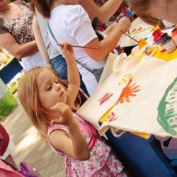 мастер-класс По росписи футболок для детей