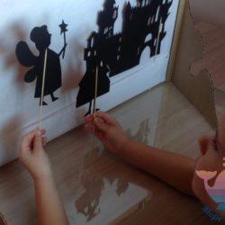 мастер-класс Театр теней в Москве