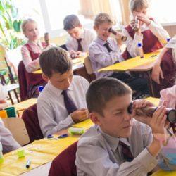 мастер-класс по созданию калейдоскопа на детский праздник