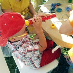 мастер-класс по созданию калейдоскопа для детей