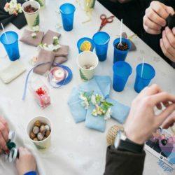 мастер-класс Ароматическое саше на детский праздник