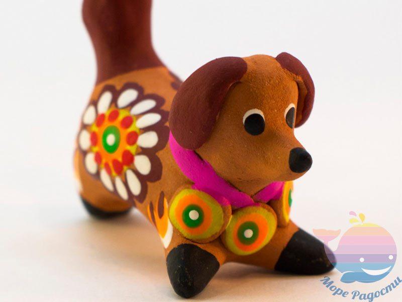 мастер-класс Глиняные игрушки на детский праздник