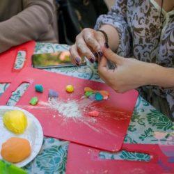 мастер-класс Марципановые забавы на детский праздник