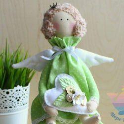 мастер-класс по созданию кукол и ангелочков для взрослых