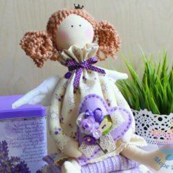 мастер-класс по созданию кукол и ангелочков для детей