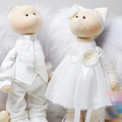 мастер-класс по созданию кукол и ангелочков на корпоратив
