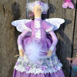 мастер-класс по созданию кукол и ангелочков на детский праздник