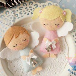 мастер-класс по созданию кукол и ангелочков в Москве