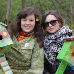 мастер-класс Роспись скворечников в Москве