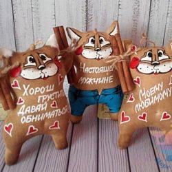 мастер-класс Кофейные игрушки в Москве