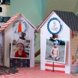 мастер-класс Чайные домики на детский праздник