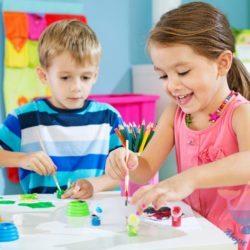 мастер-класс Роспись Арт объекта на детский праздник