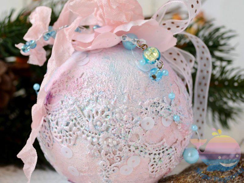 мастер-класс По Росписи шаров для детей