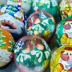 мастер-класс По Росписи шаров для взрослых