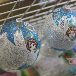 мастер-класс По Росписи шаров на свадьбу