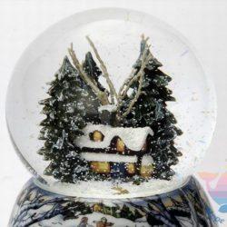 мастер-класс по снежным шарам для взрослых