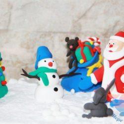 мастер-класс Новогодний мультфильм для взрослых