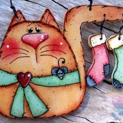 мастер-класс Роспись по дереву на детский праздник
