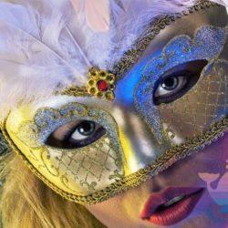 мастер-класс Новогодние маски в Москве