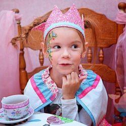 аниматор Принцесса Аврора на рекламную акцию