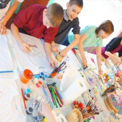 мастер-класс роспись по ткани в Москве