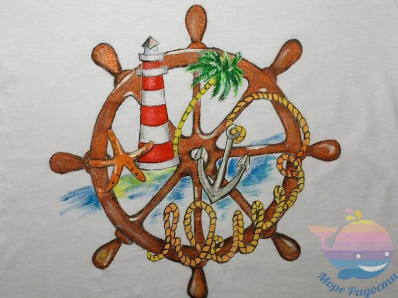мастер-класс Роспись по ткани для взрослых