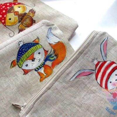 мастер-класс Роспись по ткани на детский праздник