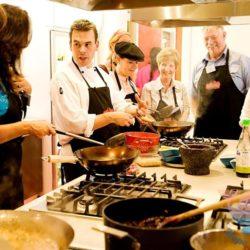 вечеринка Кулинарный поединок на последний звонок