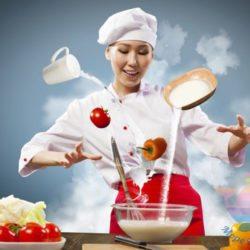 вечеринка Кулинарный поединок для детей