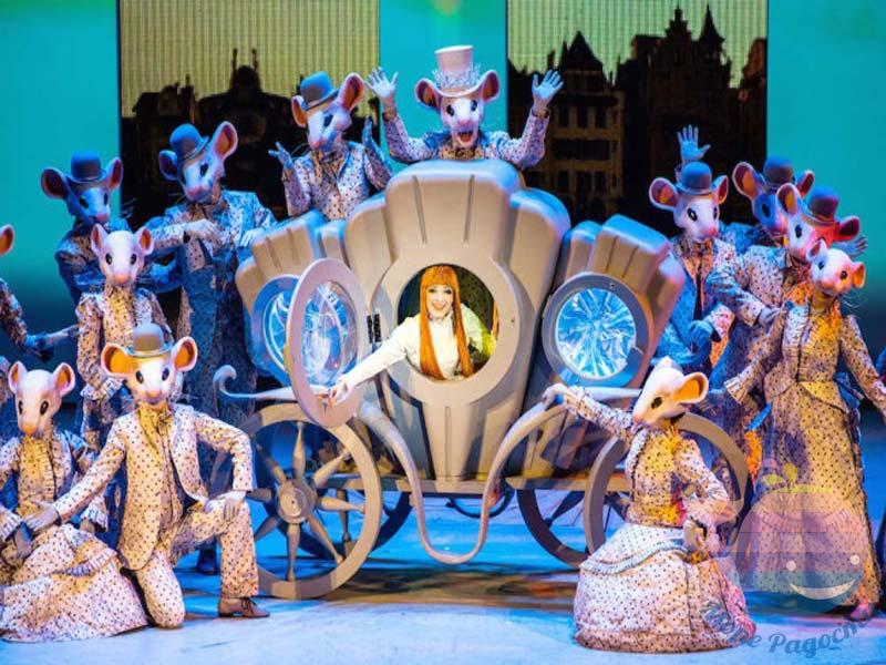программа Бродвейский мюзикл в Москве