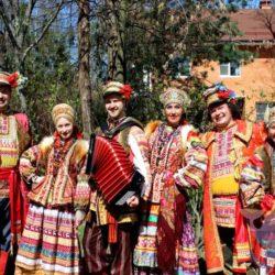 вечеринка Русские гуляния на последний звонок