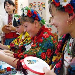 вечеринка Русские гуляния в отеле, доме отдыха