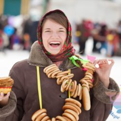 программа Русские гуляния на детский праздник