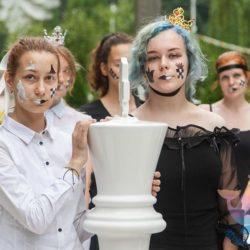 программа Алиса в Зазеркалье на день рождения