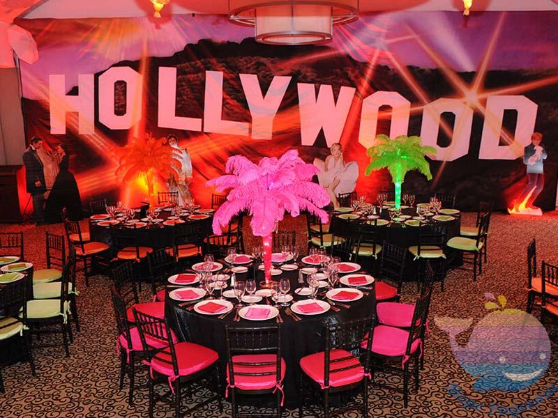 вечеринка Голливуд Для взрослых