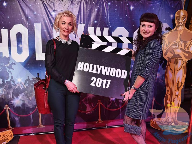программа Голливуд на детский праздник