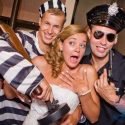 вечеринка Тюремная вечеринка в отеле, доме отдыха