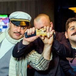 вечеринка Советское кино на последний звонок