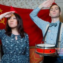 программа Назад в СССР на день рождения