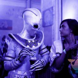 программа Космическая вечеринка на корпоратив, тимбилдинг